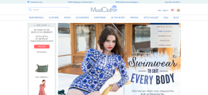 ModCloth Website