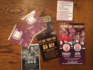 Orlando City Soccer Print Ads Direct Mail