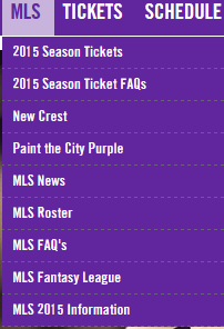 MLS tab