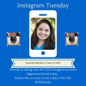 Instagram Tuesday -H Medina